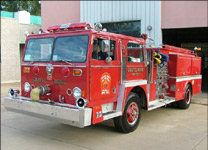 Gravel Ridge Engine 71